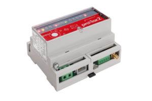 ProBox2 to urządzenie, którego zadaniem jest pozyskanie danych pomiarowych (oraz innych informacji towarzyszących) z różnych urządzeń pomiarowych (liczniki energii elektrycznej, wody, gazu, analizatory parametrów sieci itp.) oraz udostępnienie ich do nadrzędnym systemom komputerowym. Dzięki największej mocy obliczeniowej wśród urządzeń tego typu na rynku, proBox2/proBox2ETH może nie tylko pozyskać dane z mierników różnych mediów i przesłać je we wskazane lokalizacje sieciowe z wykorzystaniem szerokiego spektrum mediów transmisyjnych, ale także je przetworzyć w ustalonym zakresie (np. do formatu PTPiREE), a nawet zaprezentować na swojej wbudowanej stronie WWW. Więcej...
