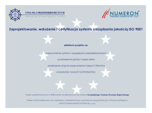 ISO 9001:2001 2006
