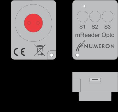 Głowica optyczna - mReader®Opto