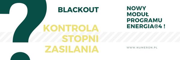 Blackout kontrola stopni zasilania Energia4 - banner