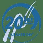 Logo 20 lat NUMERON