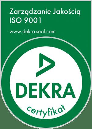 Logo DEKRA 9001