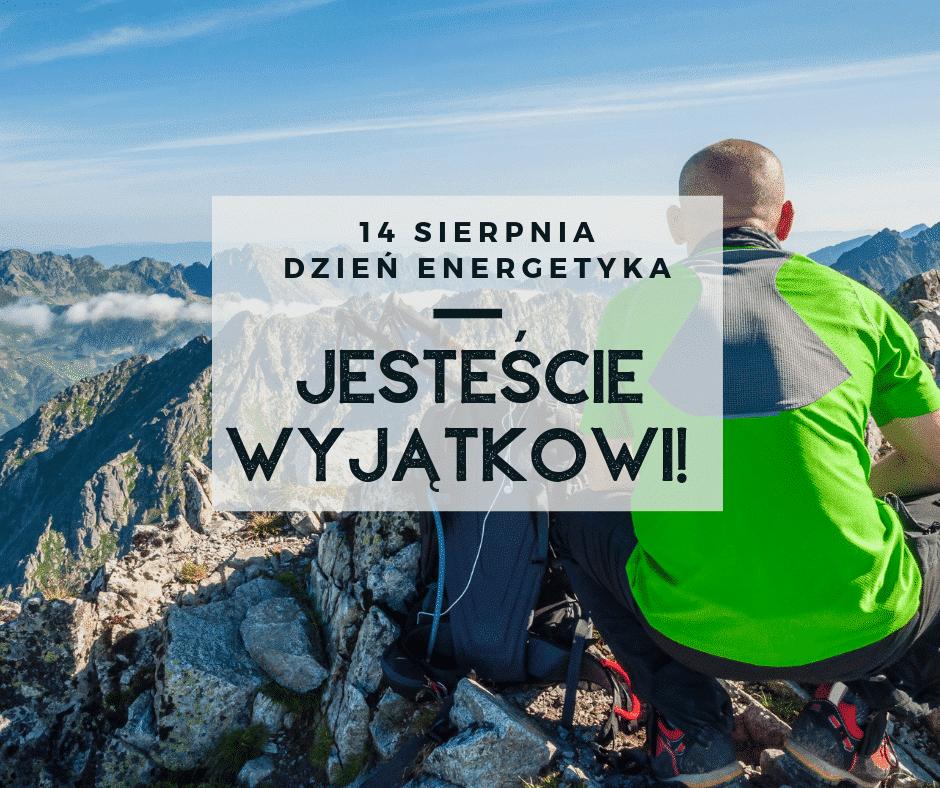 Składamy serdeczne życzenia wszystkim specjalistom na co dzień zajmującym się wytwarzaniem, sprzedażą, dystrybucją energii oraz zarządzającym gospodarką energetyczną w organizacjach!