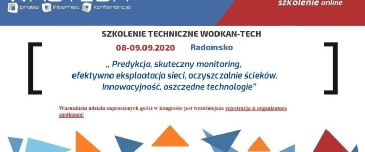 Kongres Wodkan-Tech